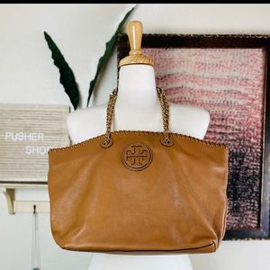 NWOT Tory Burch Slouchy Tote